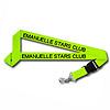 Emanuelle Stars KeyChain